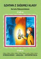 Szatan z siódmej klasy Kornela Makuszyńskiego Zambrzycka Magdalena