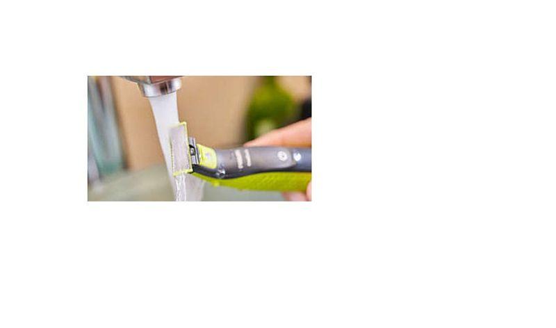 Philips OneBlade golarka QP2520/20 3 NASADKI + 3 nasadki  PROMOCJA 30% zdjęcie 2