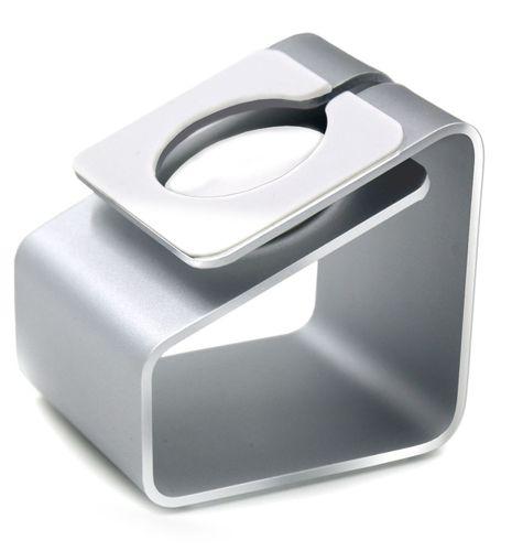 Stand dock stojak podstawka aluminiowa do Apple Watch na Arena.pl