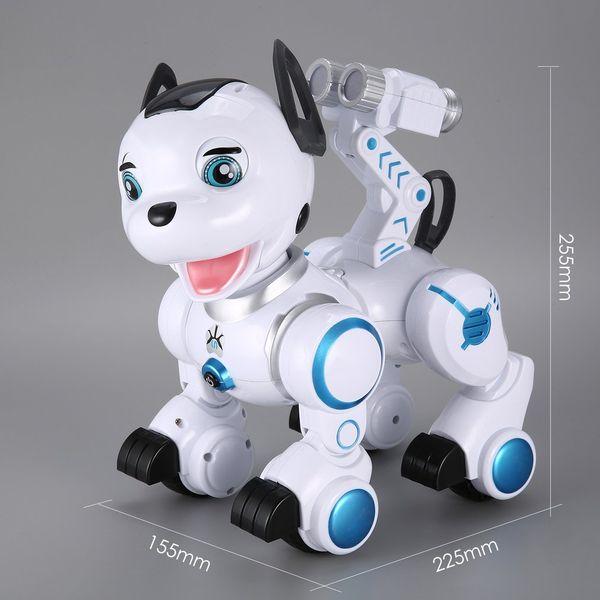 ROBOPIESEK piesek pies robot zdalnie  sterowany interaktywny  Y71 zdjęcie 5
