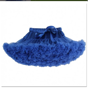Spódniczka TUTU - niebieska