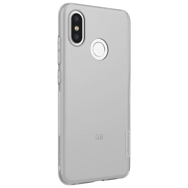 Etui Nillkin Nature Xiaomi Mi 8 - Grey zdjęcie 5