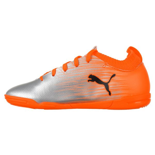 Buty piłkarskie Puma evoKnit Football II IT Junior dziecięce halowe halówki 33