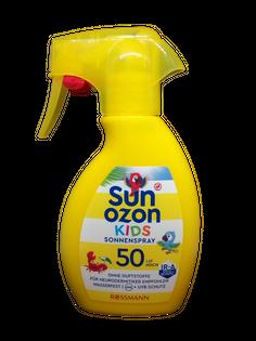 Sun Ozon Kids spray ochronny filtr 50