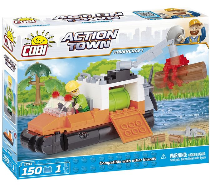 COBI 1783 ACTION TOWN PODUSZKOWIEC na Arena.pl