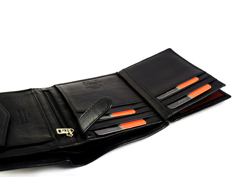 Portfel męski Pierre Cardin 326A tilak 15 skórzany z ochroną RFID zdjęcie 5
