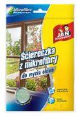 Sarantis Jan Niezbędny Ściereczka z mikrofibry do mycia okien  1szt