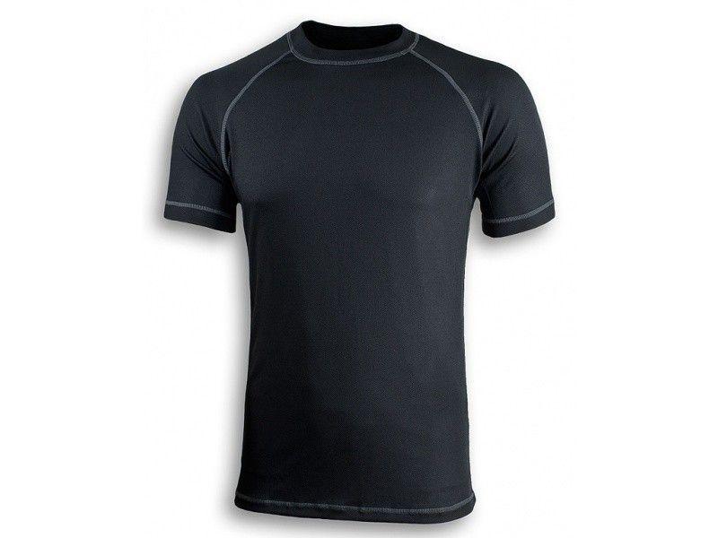 dc2745597236ed Koszulka termoaktywna BioLine krótki rękaw Kolor ogólny - czarny, Rozmiar  ogólny - M zdjęcie 1