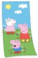PEPPA PIG RĘCZNIK KĄPIELOWY NA BASEN 150X75 cm