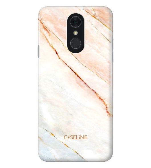 Lg Q7 | clear | etui na telefon guma silikon wzory + szkło na Arena.pl