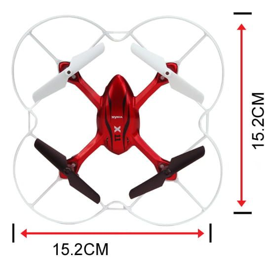 Dron Syma X11C z kamerą HD 2MP zdjęcie 6