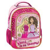 Lekki plecak szkolny różowy Barbie, Paso