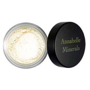 Podkład Mineralny Golden Fairest 10g - Annabelle Minerals - Rozświetlający