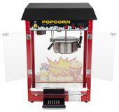 Maszyna do popcornu - czarny daszek Royal Catering RCPS-16E zdjęcie 4