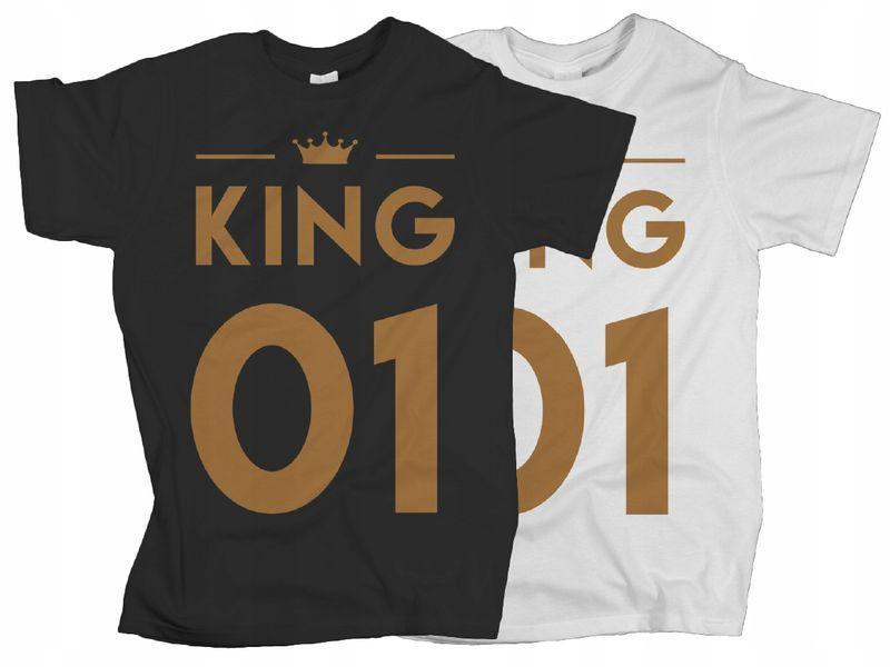 Koszulka dla NIEGO prezent walentynki T-shirt zdjęcie 3