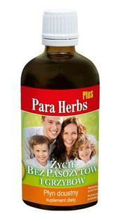 Para Herbs  100 ml pasożyty grzyby bakterie