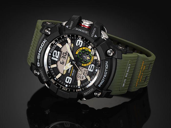 Zegarek męski Casio G-SHOCK - GG-1000-1A3ER MUDMASTER Kurier 0zł zdjęcie 3