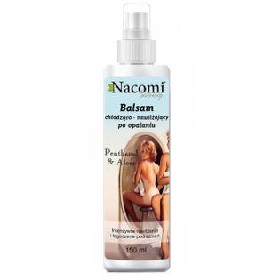 Balsam chłodzący po opalaniu - 150ml - Nacomi