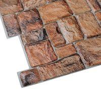 Panele Ścienne 3D PCV Kamień Łupek Naturalny NATURAL STONE