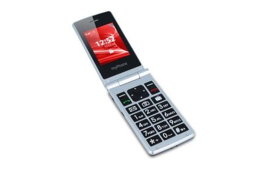 MyPhone Tango telefon klapką SENIORA DWA EKRANY na Arena.pl