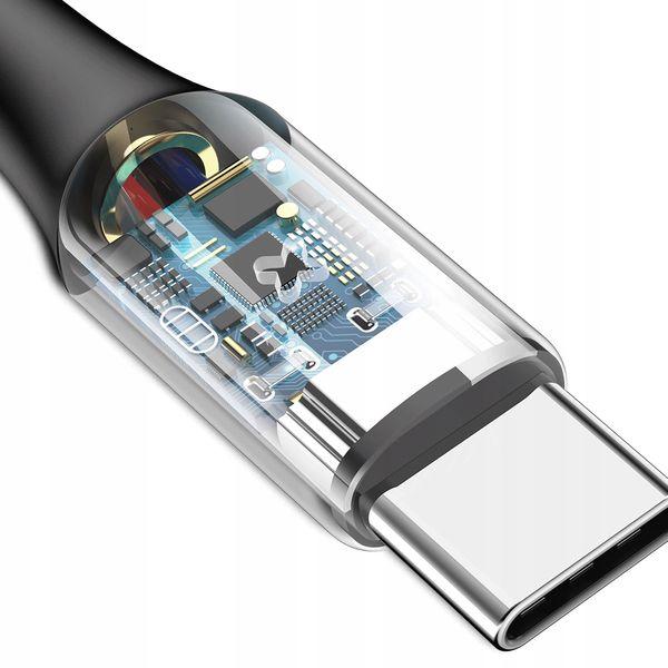 Baseus kabel USB-C Typ C 3A Quick Charge 3.0 100cm zdjęcie 7