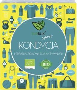 Kondycja Herbata Dla Aktywnych 20x2g BIO EcoBlik