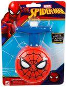 Świecąca zabawka spinning Spiderman