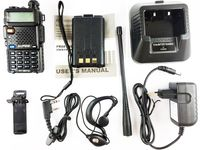 Radiotelefon VHF/UHF Baofeng UV-5R HTQ dual band