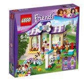 KLOCKI LEGO FRIENDS PRZEDSZKOLE DLA SZCZENIĄT W HEARTLAKE 41124