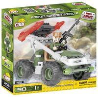 COBI 2156 SMALL ARMY MOBILNY ZESTAW RAKIETOWY