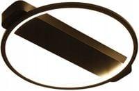 Lampa sufitowa Wobako LEO II ring PLAFON okrąg żyrandol 52cm LED