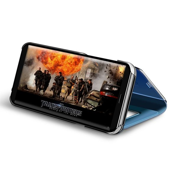 Etui Clear View Samsung Galaxy A8 2018 na Arena.pl