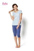 Piżama Rakel 35255-50X Niebieska Rozmiar S
