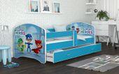 Łóżko 180x90 LUCKY szuflada + materac zdjęcie 3