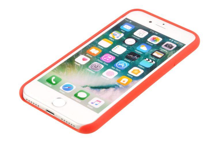 ETUI NAKŁADKA WG LIQUID do APPLE iPhone 7 / iPhone 8 czerwony zdjęcie 3