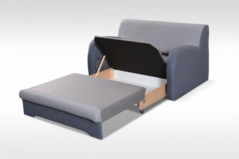 Sofa Fotel 92cm JOANNA I pianka różne kolory AR zdjęcie 2