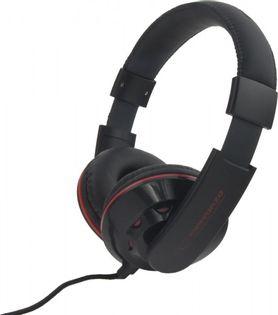 EH144K Słuchawki Audio Coral czarne Esperanza