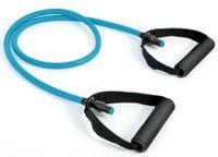 Guma do fitnessu z rączkami GB-S 2109 opór średni - 9 x 5 x 148 mm