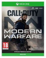 Gra Call Of Duty Modern Warfare Pl (Xone)