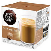 Kapsułki do espresso Nescafé Dolce Gusto CAFÉ AU LAIT