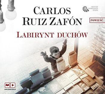 Labirynt duchów Zafon Carlos Ruiz