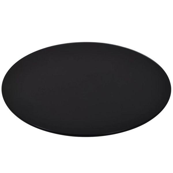 Blat stołu ze szkła hartowanego, okrągły, 400 mm na Arena.pl