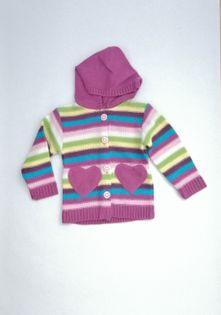 Sweter z kapturem r.92 fiolet ...