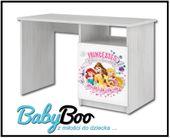 Biurko dziecięce DISNEY BABY BOO - Minnie Frozen Cars Mickey
