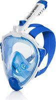 Maska do nurkowania pełnotwarzowa DRIFT Rozmiar - Maski - S/M, Kolor - Drift - 51 - biały / niebieski