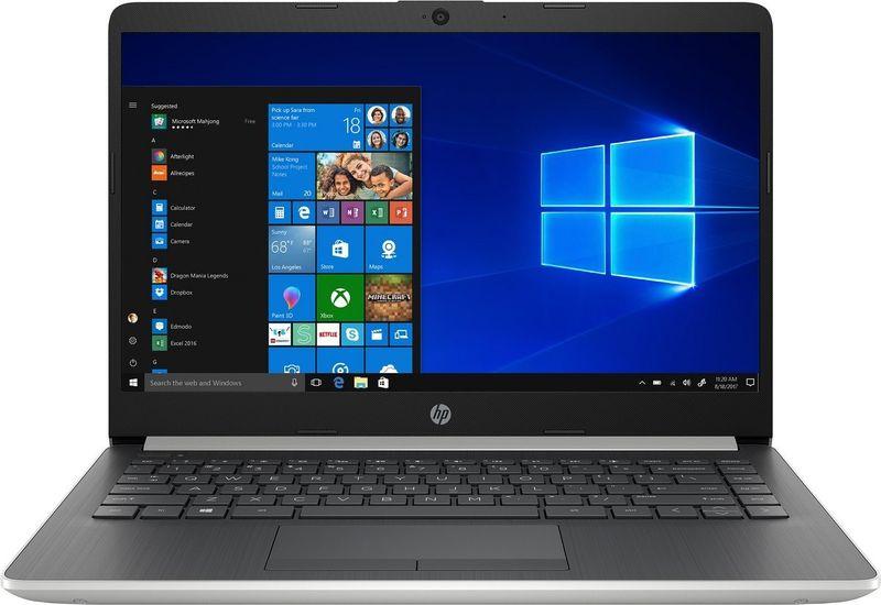 Laptop HP 14 Intel Celeron N4000 2.6GHz Dual-core 4GB DDR4 64GB SSD Windows 10 S zdjęcie 3