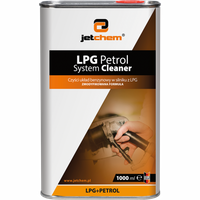 JETCHEM LPG Petrol System Cleaner -BENZYNA 3 dawki