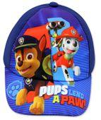 Czapka z daszkiem Psi Patrol Paw 54