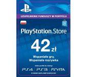 Sony PlayStation Network 42zł