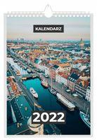 Kalendarz 2022 SKANDYNAWIA 13 stron A4